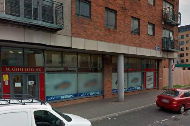 The offices of Limerick's Live 95fm on Dock Road, Limerick