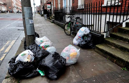 'There is no point in introducing such a system unless it incentivises people to segregate their waste.' Photo: Laura Hutton/RollingNews.ie