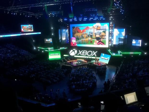 The Xbox E3 conference detailed plans to a raft of upgrades to Minecraft across all platforms