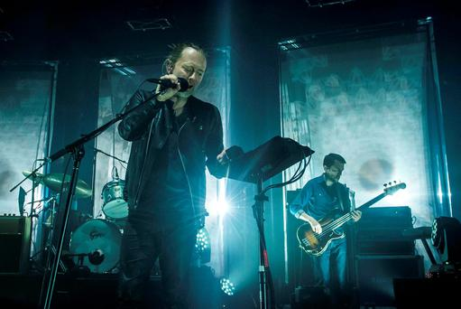 File photo dated 26/05/16 of Radiohead performing in London as they have said their