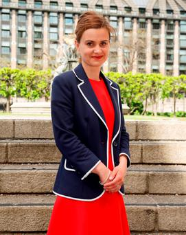 The late Jo Cox. Photo: PA