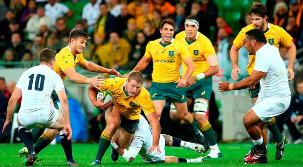Former Wallabies captain given a two-month ban for testing positive for cocaine twice