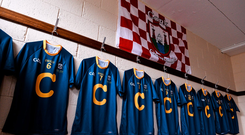 'The big question for the future is how seriously the Cork GAA family is going to treat their county sides.' Photo: Sportsfile