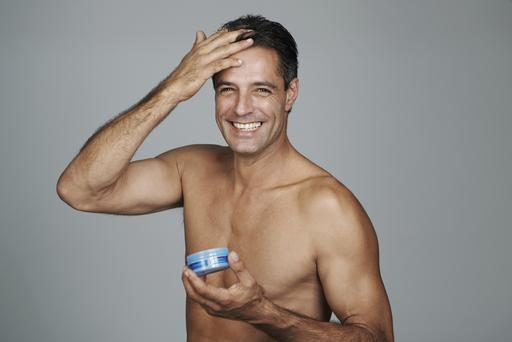 Male pattern baldness affects 30pc of 30-year-olds and 50pc of men over 50. Photo: Getty Images.
