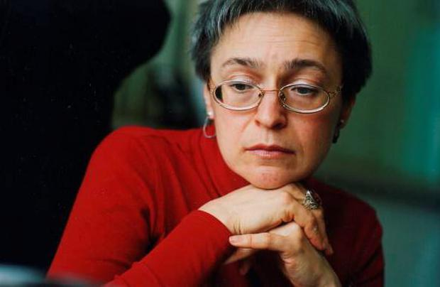 Renowned journalist Anna Politkovskaya was murdered in 2006