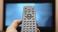 The European Championships have pushed soaps off the TV schedules (stock photo)