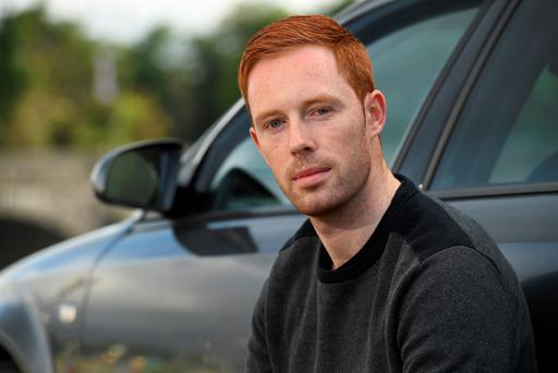 Kian Griffin is organising a protest rally against high insurance costs Photo: Domnick Walsh