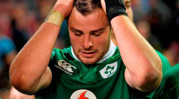 Robbie Henshaw Picture: Sportsfile