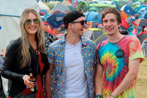 Laura McIrney, Dublin, Ciaran Hennessey, Ashtown and Jack Keogh, Swords at Body & Soul