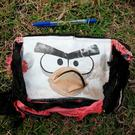 An Angry Birds bag recovered Aircrash Support Group Australia