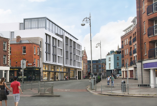 New 40m 257 Bed Hotel Gets Green Light In Dublin City Centre
