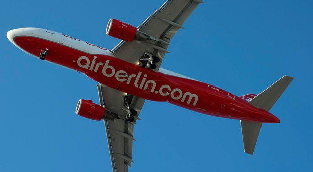 German authorities have launched an investigation into the bomb threat on an Air Berlin flight