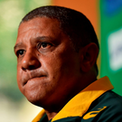 South Africa head coach Allister Coetzee. Photo: Sportsfile