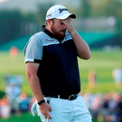 Golfer Shane Lowry: valiant effort Photo: Rob Carr/Getty