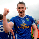 David Givney has stressed that Cavan played well below par despite the result and feels the time to deliver is upon them. Photo: Sportsfile