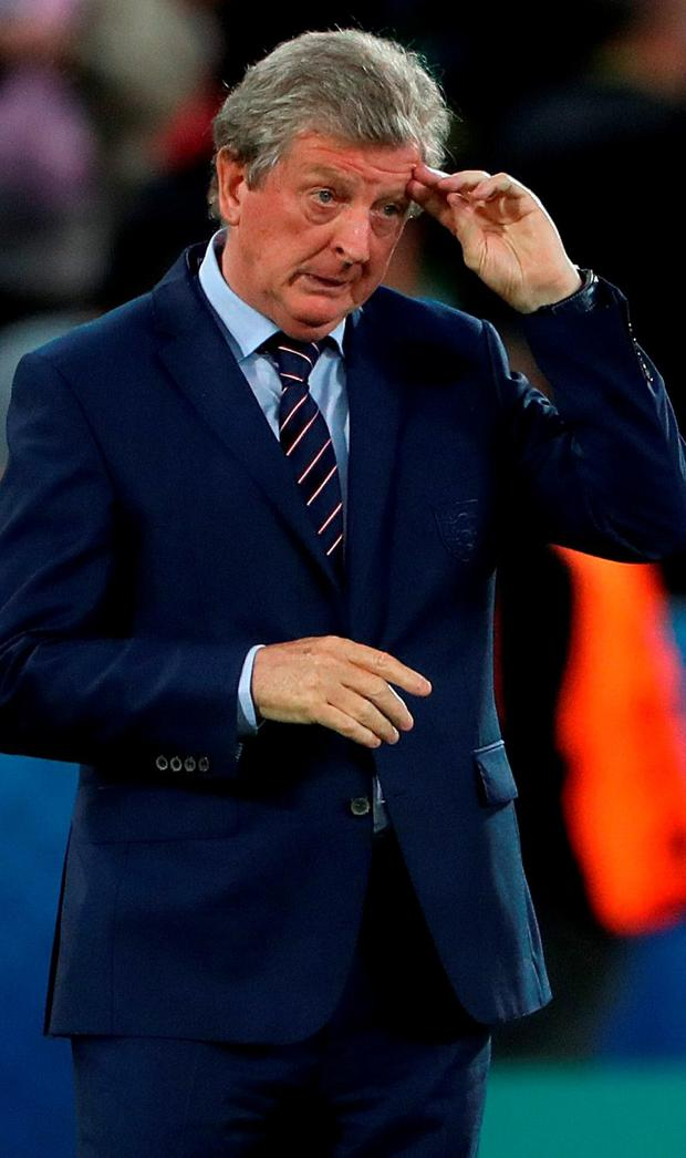 England boss Roy Hodgson Photo: Nick Potts/PA Wire