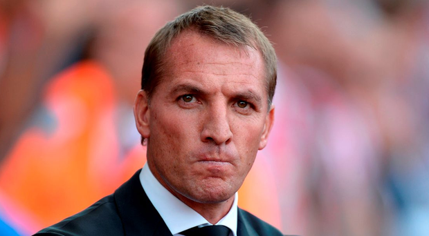New Celtic manager Brendan Rodgers Photo: PA