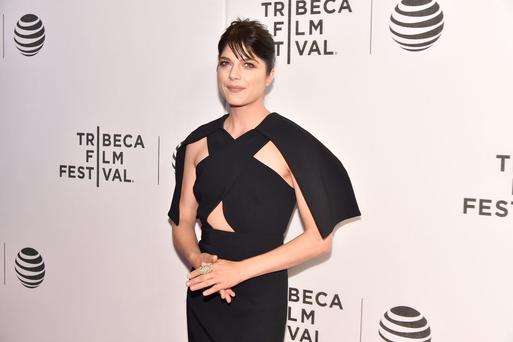 Selma Blair attends