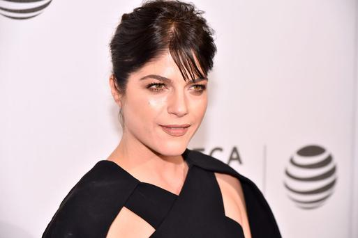 Cast member Selma Blair attends
