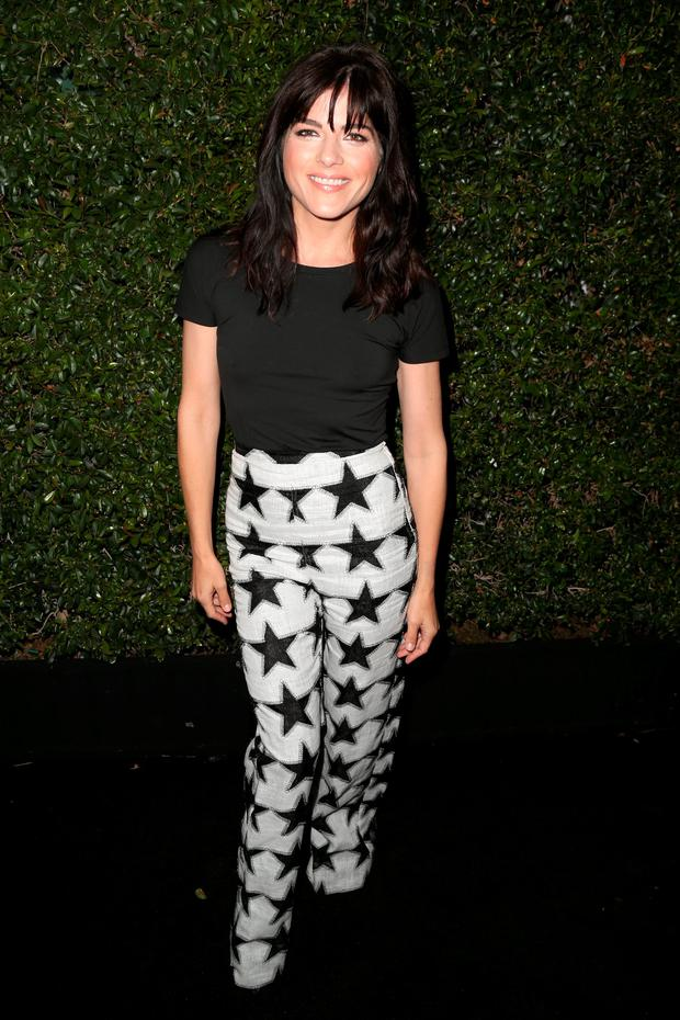 Actress Selma Blair attends Max Mara Celebrates Natalie Dormer - The 2016 Women in Film Max Mara Face of the Future at Chateau Marmont on June 14, 2016 in Los Angeles, California. (Photo by Frederick M. Brown/Getty Images)