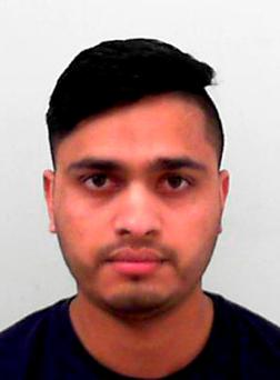 Avon and Somerset Police undated handout photo of Mohammed Afzal whp was jailed at Bristol Crown Court for five years and four months, with an additional three-year extended license after he posed as a taxi driver to pick up a woman he attempted to rape Credit: Avon and Somerset Police/PA Wire