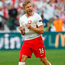 Poland's Jakub Blaszczykowski celebrates after scoring the winning goal. Photo: Reuters