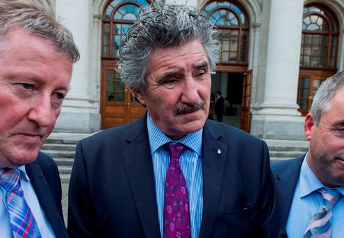 Waterford TD John Halligan confirmed last night that he intends to vote in favour of the legislation. Photo: Douglas O'Connor.