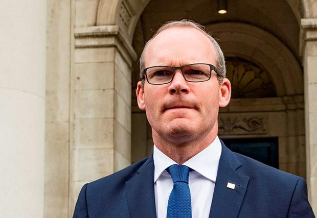 Minister for the Environment, Community & Local Government Simon Coveney TD. Pictures:Arthur Carron