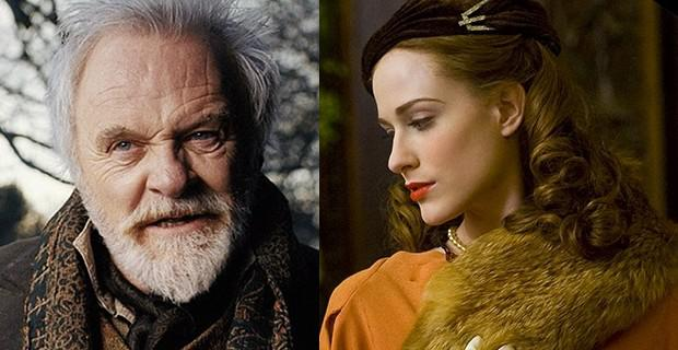 Anthony Hopkins and Evan Rachel Wood star in Westwood