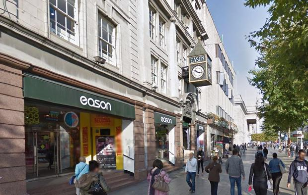 Eason's, O['Connell Street (Photo: Google Maps)