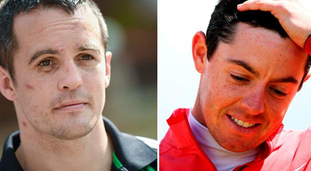 Darren O'Neill was not impressed by Rory McIlroy's decision to pull out of the Rio Olympics