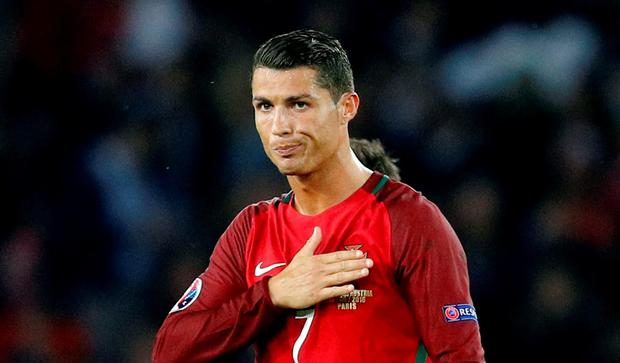 Cristiano Ronaldo would not have been able to move to Manchester United if it wasn't for the EU