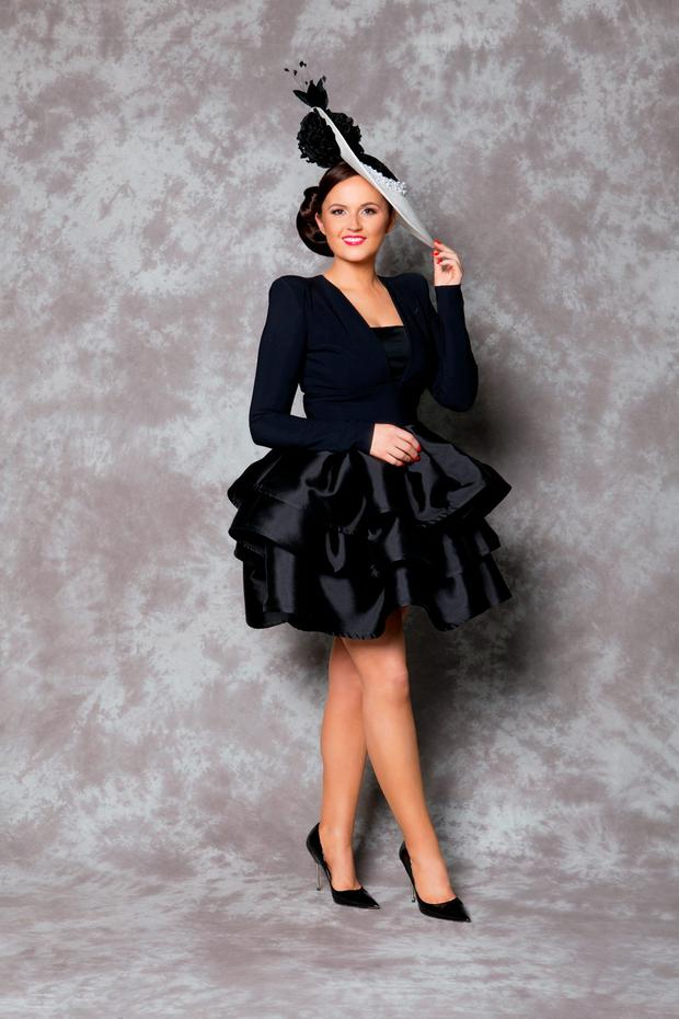 7cefeda3398b What does it take to win at Ladies Day  Ireland s Best Dressed women ...