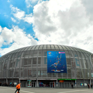 A general view of Stade Pierre-Mauroy ahead of Group E match between Italy and Republic of Ireland