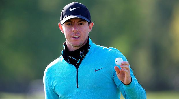Rory McIlroy has dressed himself in the clothes of a passionate sporting patriot. (Photo by Jan Kruger/Getty Images)
