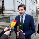 Health Minister Simon Harris Picture: RollingNews.ie