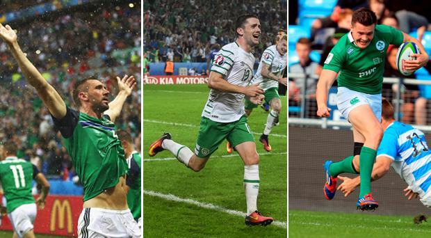 It has been an amazing week for Irish sport