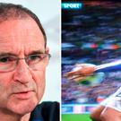 Martin O'Neill won't be concerned over talk of Thierry Henry's infamous handball