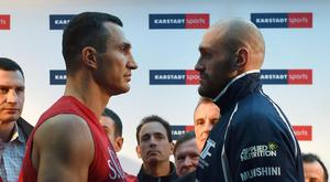 Fury has been accused of sexism and homophobia in the past. Getty Images