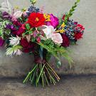 Bunch of flowers (Stock)