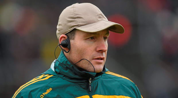 Meath manager Mick O'Dowd Picture: Philip Fitzpatrick / SPORTSFILE