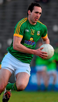 Graham Reilly will be a key figure for Meath at Croke Park on Sunday. Photo: Ray McManus/Sportsfile