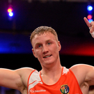 Michael O' Reilly has qualified for Rio (SPORTSFILE)