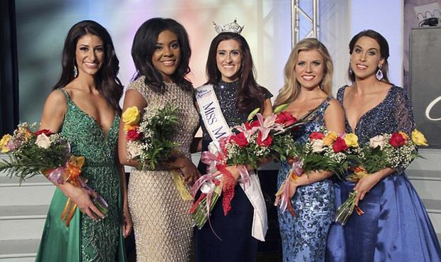 Erin O'Flaherty was crowned Miss Missouri