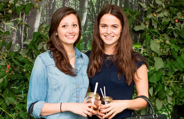 Erin Hall & Lily Killeen at the launch of the Siúcra #allsetwithSiucra campaign to celebrate key jam-making season. Picture: Anthony Woods