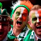 Republic of Ireland supporters