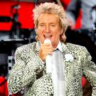 Music legend Rod Stewart is set to perform at Nowlan Park in Kilkenny today as part of his 'The Hits Tour'. Photo: Simon Cooper/PA Wire