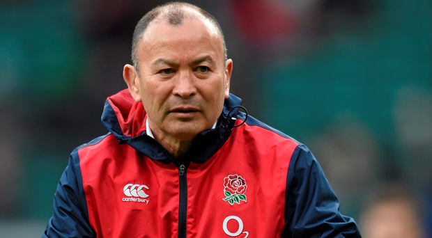 England head coach Eddie Jones. Picture Sportsfile