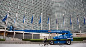 A major concern in Brussels now is that the UK decision could prompt a domino effect, with voters in other EU member states demanding their own referendum on remaining in the union. (AP Photo/Virginia Mayo)