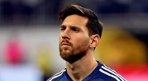 Lioonel Messi: Chasing Holy Grail. Photo: USA Today Sports